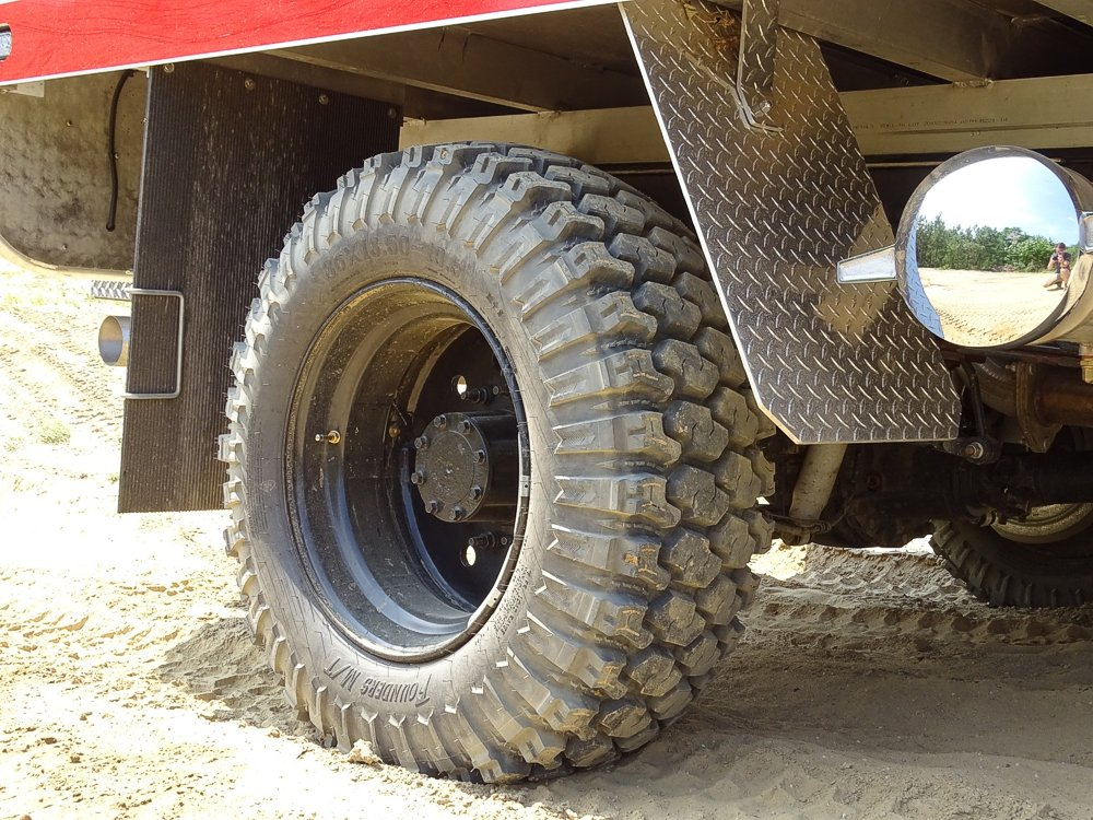 Firematic - Founders M/T Tires